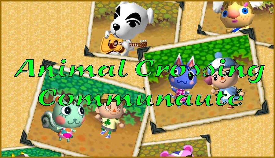 Animal Crossing Communauté