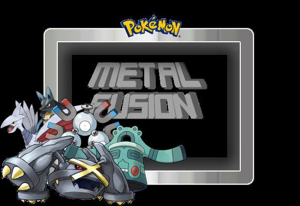 Pokémon Metal Fusion