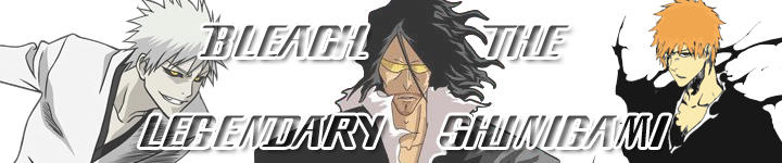Bleach The Legendary Shinigami!