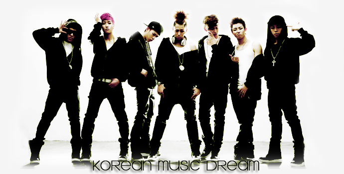 { KOREAN MUSIC DREAM ♚  }