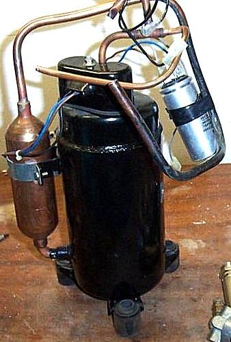 Compressore silenzioso for Condizionatore non parte compressore