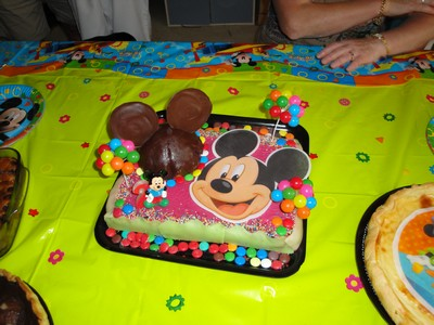 Mickey et ses amis page 3 - Gateau mickey facile ...