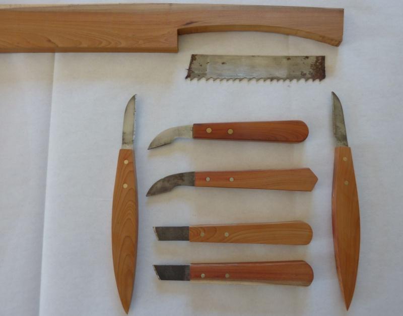 fabriquer un couteau en bois id e int ressante pour la conception de meubles en bois qui inspire. Black Bedroom Furniture Sets. Home Design Ideas