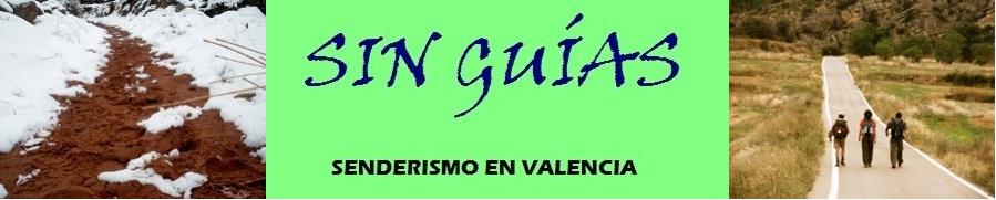 Sin Guías - Senderismo en Valencia
