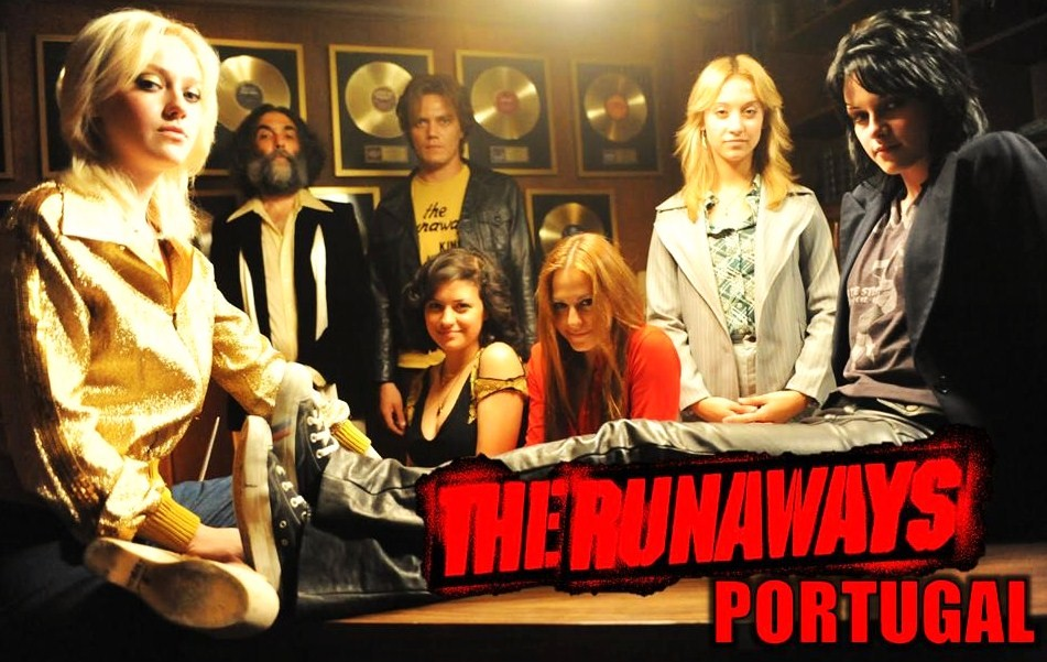 The Runaways Movie Portugal