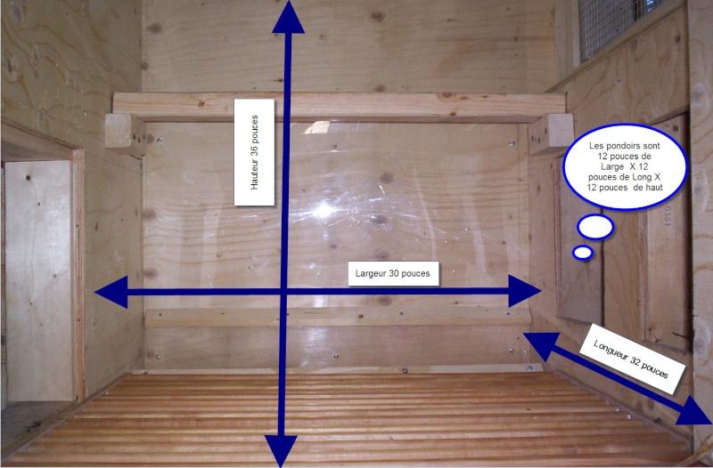 construire poulailler anti renard poulailler. Black Bedroom Furniture Sets. Home Design Ideas