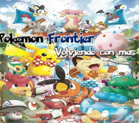 Pokemon Frontier
