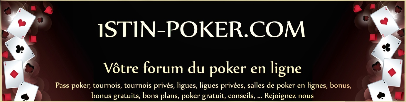 Forum poker en ligne fr