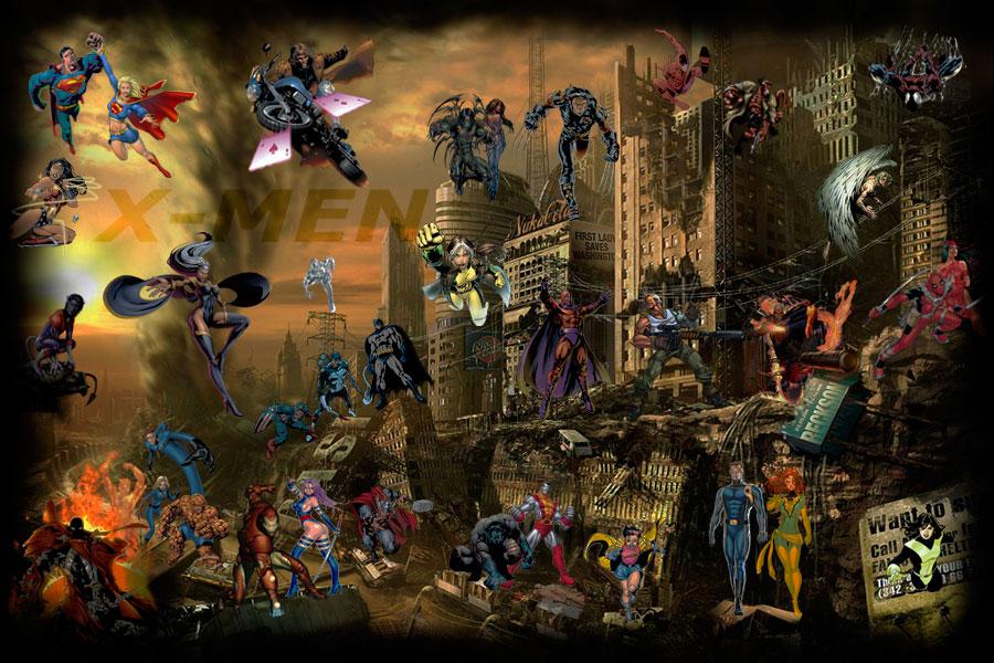 X-Men: Temidos y odiados por un mundo que han jurado proteger