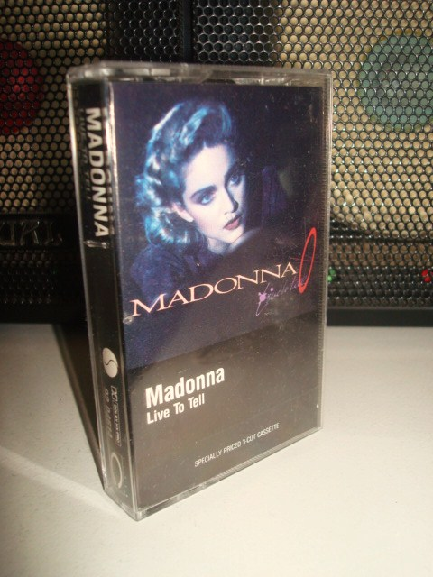 madonna the singles collection