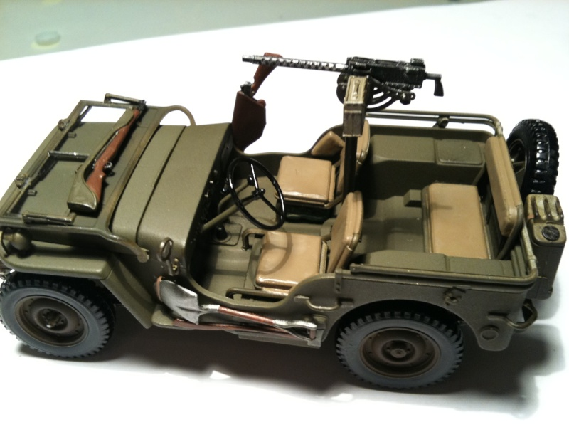 jeep willys 1 35 tamiya ma troisi me pas trop moche. Black Bedroom Furniture Sets. Home Design Ideas