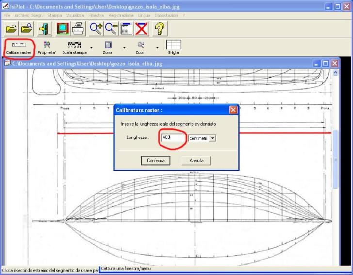 Ridimensionare e stampare i progetti for Disegno del piano di costruzione