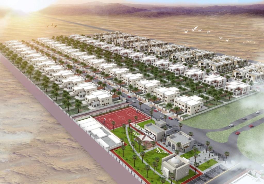 الشارقة جاردن سيتي أختيارك الأول للسكن ، مشروع شموس دبى